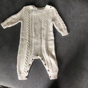 Baby Gap Sweater One Piece
